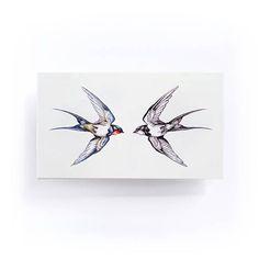 34 Ideas swallow bird tattoo meaning tatoo Swallow Tattoo Meaning, Swallow Tattoo Design, Swallow Bird Tattoos, Tattoos With Meaning, Bohemian Tattoo, Boho Tattoos, Fake Tattoos, New Tattoos, Bird Tattoo Wrist