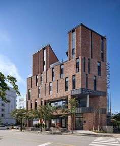BomBom Boutique Hotel | Gangneung-si, South Korea| Architecture Studio YEIN