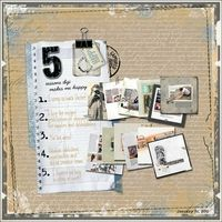A Project by SuperiorPea from our Scrapbooking Gallery originally submitted 01/20/12 at 10:15 AM