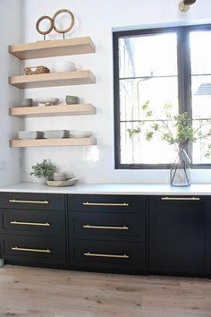 18 best floating shelves in kitchen images kitchen dining rh pinterest com