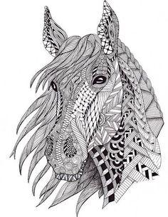 coloriage-mandala-anti-stress-58 #mandala #coloriage #adulte via dessin2mandala.com