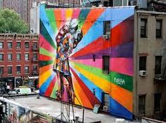 New york graffiti art