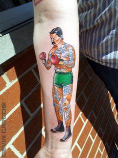 devin cardosi - bridgeport tattoo co. in chicago