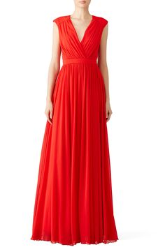 Rent To Love Again Gown by Badgley Mischka for $80 - $95 only at Rent the Runway.
