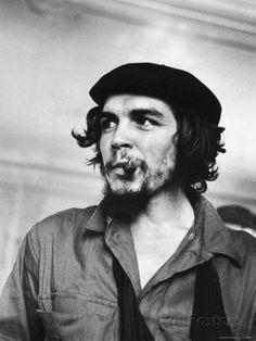 Cuban Rebel Ernesto
