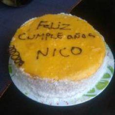 Torta de panqueque de naranja Receta de carolinasimonet - Cookpad Dairy, Pudding, Cheese, Desserts, Food, Happy, Pancake Cake, Pancakes, Homemade