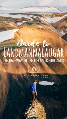 Landmannalaugar is known as the gateway to the Icelandic Highlands. It's also one of the best hiking spots on the island. With the colourful peaks, lava fields and geothermal springs this place should be on everyone's road trip itinerary for Iceland