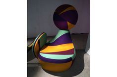 Poltrona da coleção Chair Lift, de Martino Gamper e Peter McDonald para a Moroso