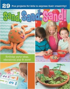 Sand, Sand, Sand!