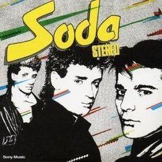 #SodaStereo - Soda Stereo - Vinilo - Disponible en MUNDUS MUSICA!