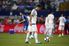 Lionel Messi Photos - Mexico v Argentina - Zimbio
