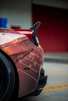 Ferrari 458 by LB Performance