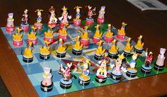 Disney Chess set.