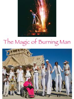 Burning Man on Wheels!