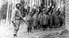 Massaker an deutschen Soldaten, die sich ergeben hatten, zählen zu den dunklen Geheimnissen der amerikanischen Militärgeschichte