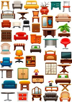 1 million+ Stunning Free Images to Use Anywhere Paper Doll House, Paper Houses, Diy And Crafts, Crafts For Kids, Paper Crafts, Home Themes, English Lessons, Paper Toys, Dollhouse Furniture