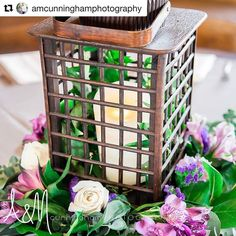 @lisafosterdesign know what they are doing when it comes to anything floral!! What a beautiful centerpiece at a recent wedding at @reserveatbbh by @amcunninghamphotography !  #Repost @amcunninghamphotography  Let's talk centerpieces for a second! Jordan and Keely nailed it with their beautiful centerpieces by @lisafosterdesign ! #1 because there is light. We love light added to any table decor!! #2 those flowers! It gave that extra pop of color! #3 the lantern is so elegant and…