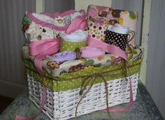 Homemade Baby Shower Gifts | baby gift basket Etsy find: 12 perfect shower gifts