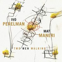 """"""" unpredictable and delightful..a perfect match, like one soul playing"""" Something Else, BEST of 2014 Of the excellent trio of records that Perelman issued in March, this one gets the nod for the unpredictable and delightful way the saxophonist is able to blend in with Maneri's discerning viola."""