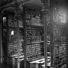 Cincinnati Public Library in 1874