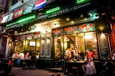 Primus Pub - Rezerva o masa online - gastro pub cu specific internațional, românesc și american din zona Victoriei pe ialoc.ro