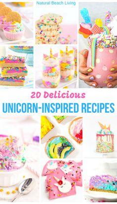 Trendy ideas for party food snacks unicorn Unicorn Birthday Parties, Unicorn Party, 5th Birthday, Birthday Ideas, Rainbow Unicorn, Best Party Snacks, Unicorn Ice Cream, Unicorn Foods, Unicorn Crafts
