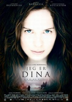 """Loved both the book and the movie. Maria Bonnevie is Dina in the beautiful Norwegian movie """"I am Dina""""."""