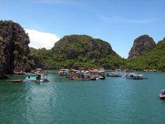 Fishing Villages of Ha Long Bay, Vietman