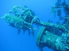 wreck near Aqaba