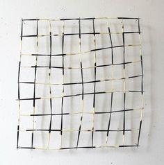 MARIAN BIJLENGA    porcupine piece 2010 50x50 cm