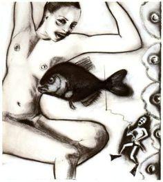 Francesco Clemente Art