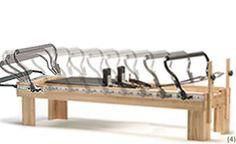 Infinity Foot Bar   Studio Reformer   Balanced Body  www.FirehausPilates.com  #Pilates #Denver