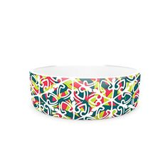Kess InHouse Miranda Mol Cool Yule Pet Bowl 7Inch *** Click image to review more details.