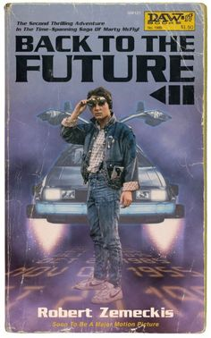 Back to the Future Paperback movie art by Russell Walks, found on tumbler Iconic Movie Posters, Movie Poster Art, Iconic Movies, Old Movies, Vintage Movies, Poster Wall, Poster Prints, Vintage Movie Stars, Old Film Posters