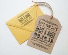 Wedding Save the Date Cards, Invitations  Ideas - Page 5