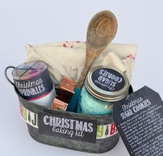 Προτάσεις Για Χριστουγεννιάτικα Δώρα Σε Καλάθια