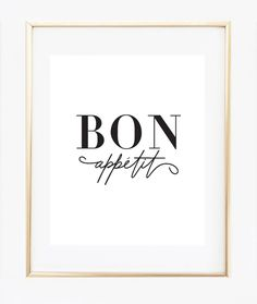 Bon Appetit #Print  https://bymaria.com/