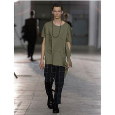 Damir Doma Men's SS16 Collection Is Available Now In Our Online Store shop.damirdoma.com. Look 21: Tundra Round Neck Top With Lacings, Peris Cropped Trousers & Fiesta Sandals.  https://www.instagram.com/p/BBDS9YIJ-4w/?taken-by=damirdomaofficial