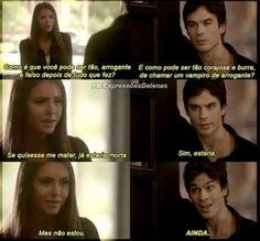 Damon o melhor ❤