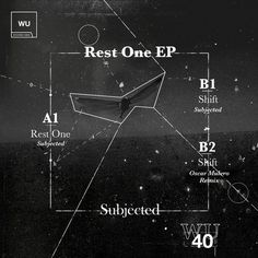 Rest One EP from Warm Up Recordings on Beatport