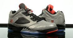 You Can Now Purchase The Air Jordan 5 Low Neymar