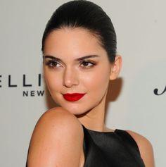 Kendall Jenner sobre truques de beleza durante viagens
