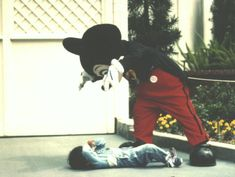 i always knew terrible things happened at disneyland.  like mentally scarring little children for life.  that being said, i want to be a disney princess there :)
