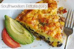 Southwestern Breakfast Frittata (GF) This is really good! I made it for dinner and followed the directions exactly except I didn't use a cast-iron pan but a wok instead.