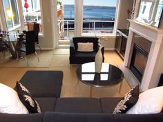 Belltown Vacation Rental - VRBO 201730 - 1 BR Seattle Condo in WA, Luxury Condo on Seattle Waterfront Steps to Pike Place Market!
