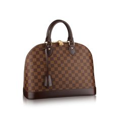 Discover Louis Vuitton Alma MM via Louis Vuitton