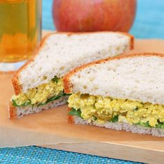 Lunch Recipe: Mozzacado Sandwich — Recipes from The #recipes cooking ...