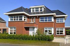 Moderne jaren '30 villa - Van der Padt&Partners Architecten