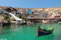 POPEYE'S VILLAGE IN MALTA