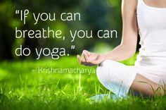 Yoga is the only thing that slows me down in the crazy days of mumdom, work and house chaos. I love it.